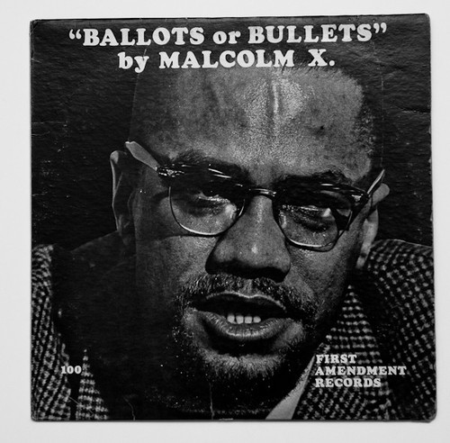 The Ballot or the Bullet by Malcolm X (1964)