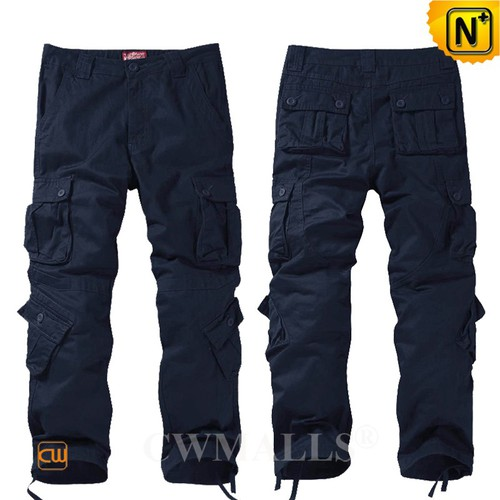 Outdoor Sport Pants | Mens Golf Cargo Pants CW109005 | CWMALLS.COM