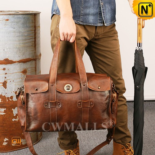 Father's Day Gifts | Carryon Leather Travel Bag CW909106 | CWMALLS.COM
