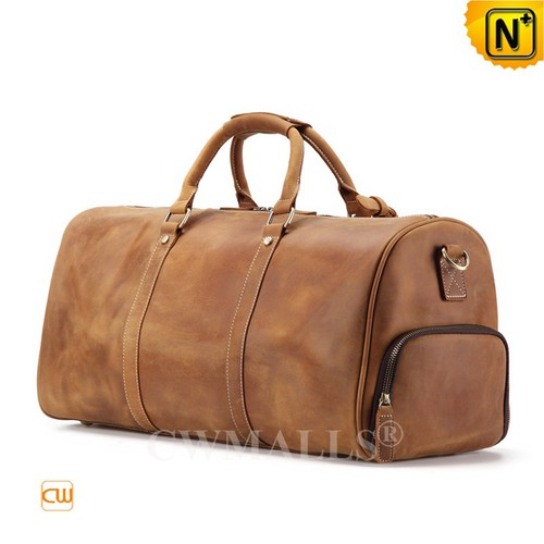Leather Bags | Leather Luggage Bag CW909107 | CWMALLS.COM
