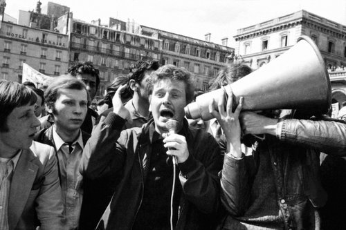 13 mai 1968 : plus d'un million de personnes défilent dans les rues de Paris