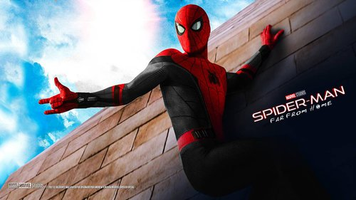 Watch Spider-Man: Far From Home Full Movie Online