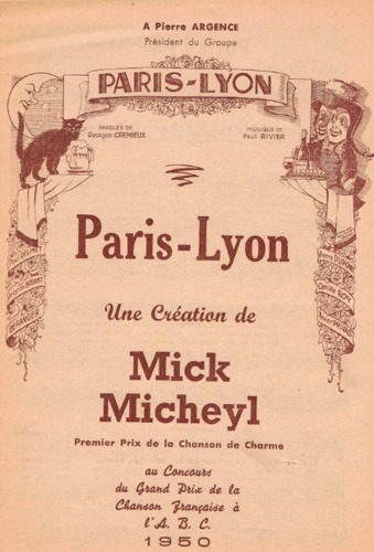 Mort de Mick Micheyl, chanteuse, sculptrice et marraine de Laurent Gerra