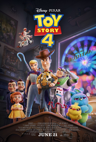 Watch Toy Story 4 (2019) Full HD Movie
