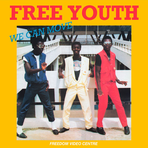 🎶❤️ We Can Move - Free Youth