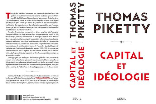 Thomas Piketty : Capital et idéologie