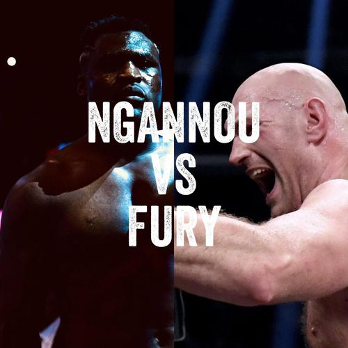 Let's make it happen #NgannouFury