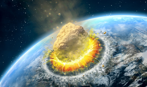 A 4.1KM asteroid will close-in on Earth in April, NASA has confirmed - Could end human civilisation