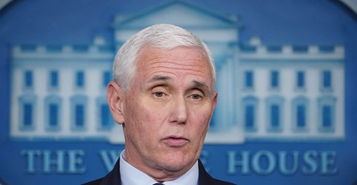 Pence announces U.S. trial of anti-malaria drug for coronavirus cases