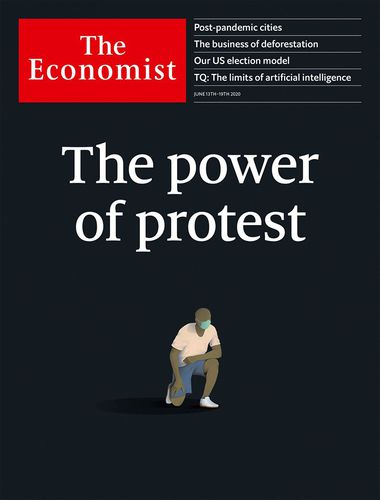 The Economist cover this week
