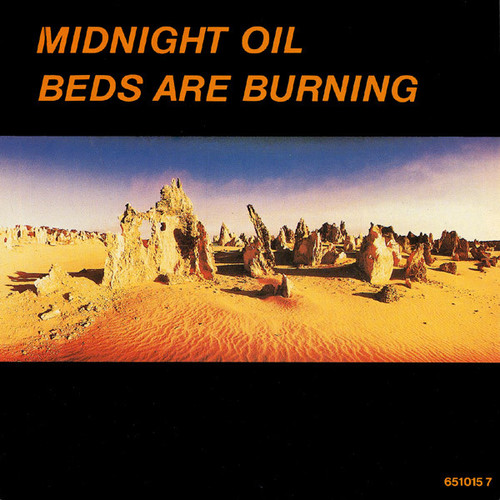 On aime ⛱�🎶 Midnight Oil - Beds Are Burning