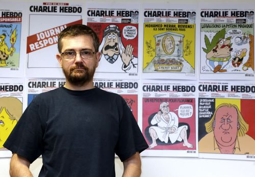 Charb, le dessinateur qui se marrait tout le temps