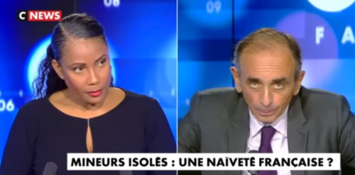 Le racisme à CNews: un business model