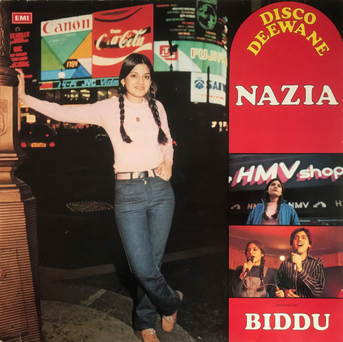 TRIBUTE TO NAZIA HASSAN - THE HINDI DISCO PRINCESS