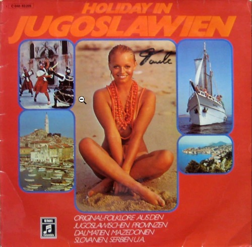 Non-Aligned Yugoslavian Funk & Jazz from the 70's to the 90's