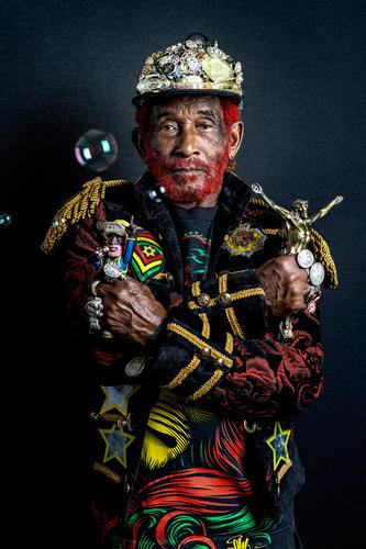 HOMMAGE A LEE SCRATCH PERRY.